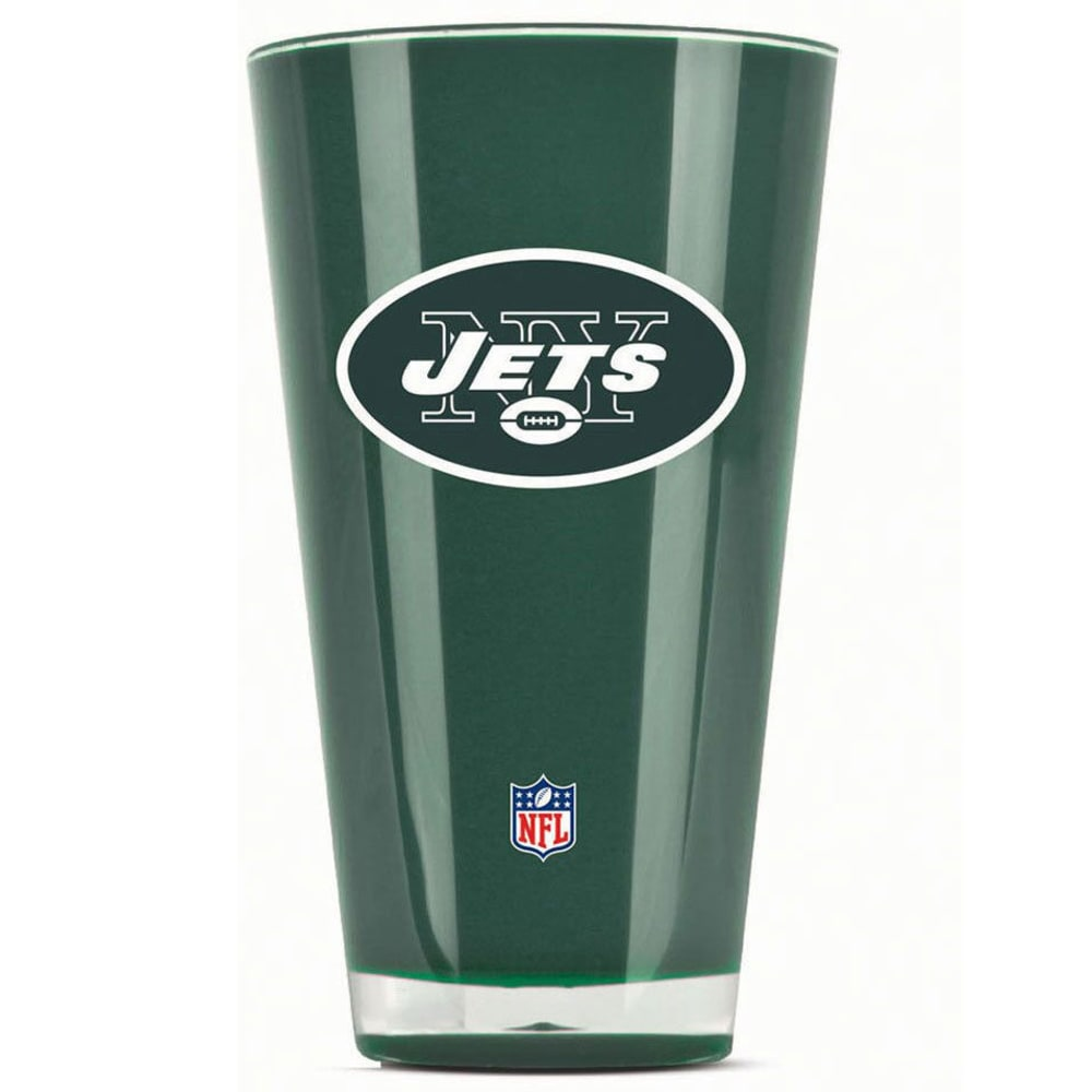 NEW YORK JETS 20 oz. Insulated Acrylic Tumbler - GREEN