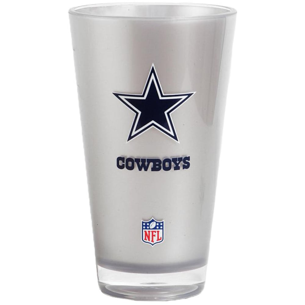 DALLAS COWBOYS 20 oz. Insulated Acrylic Tumbler - SILVER