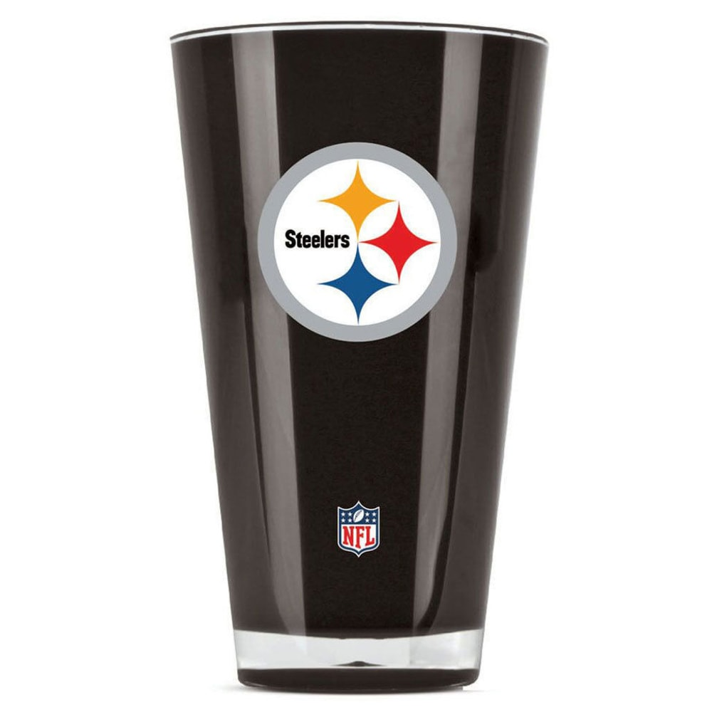 PITTSBURGH STEELERS 20 oz. Insulated Acrylic Tumbler - BLACK
