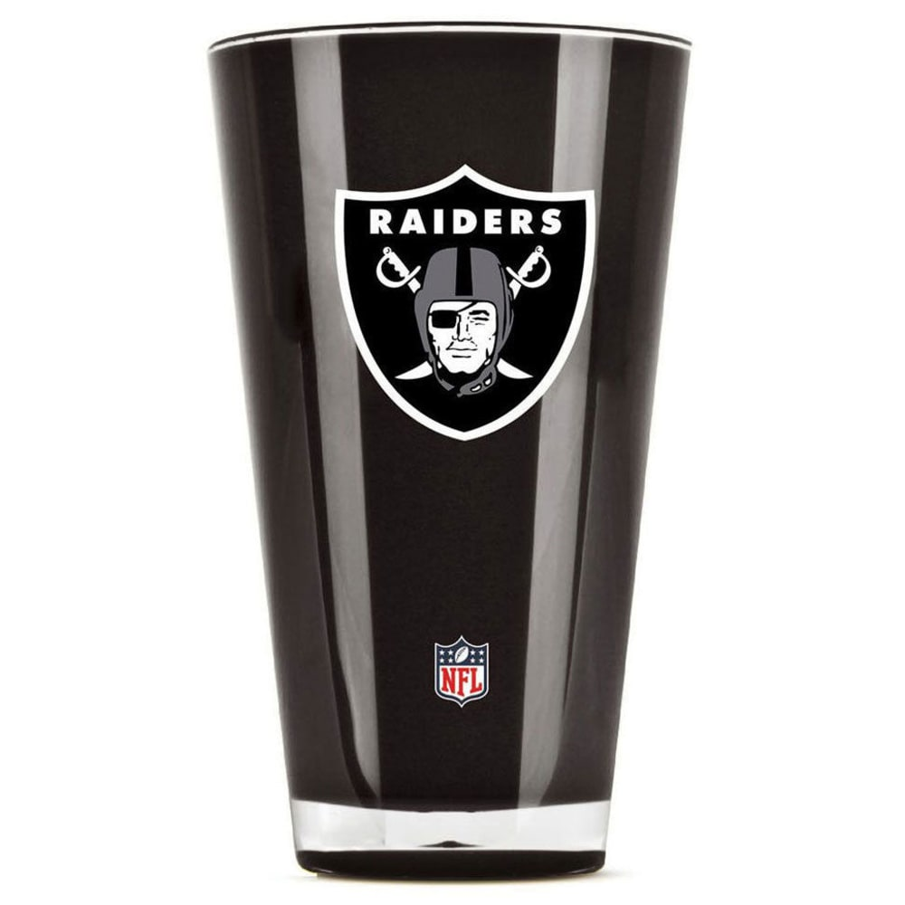 OAKLAND RAIDERS 20 oz. Insulated Acrylic Tumbler - BLACK