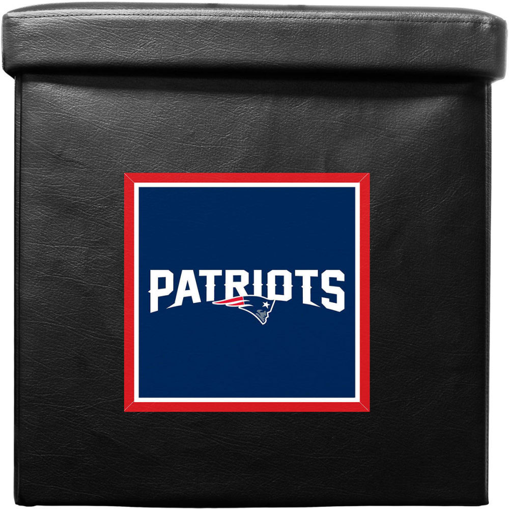 NEW ENGLAND PATRIOTS Foldable Ottoman - NO COLOR