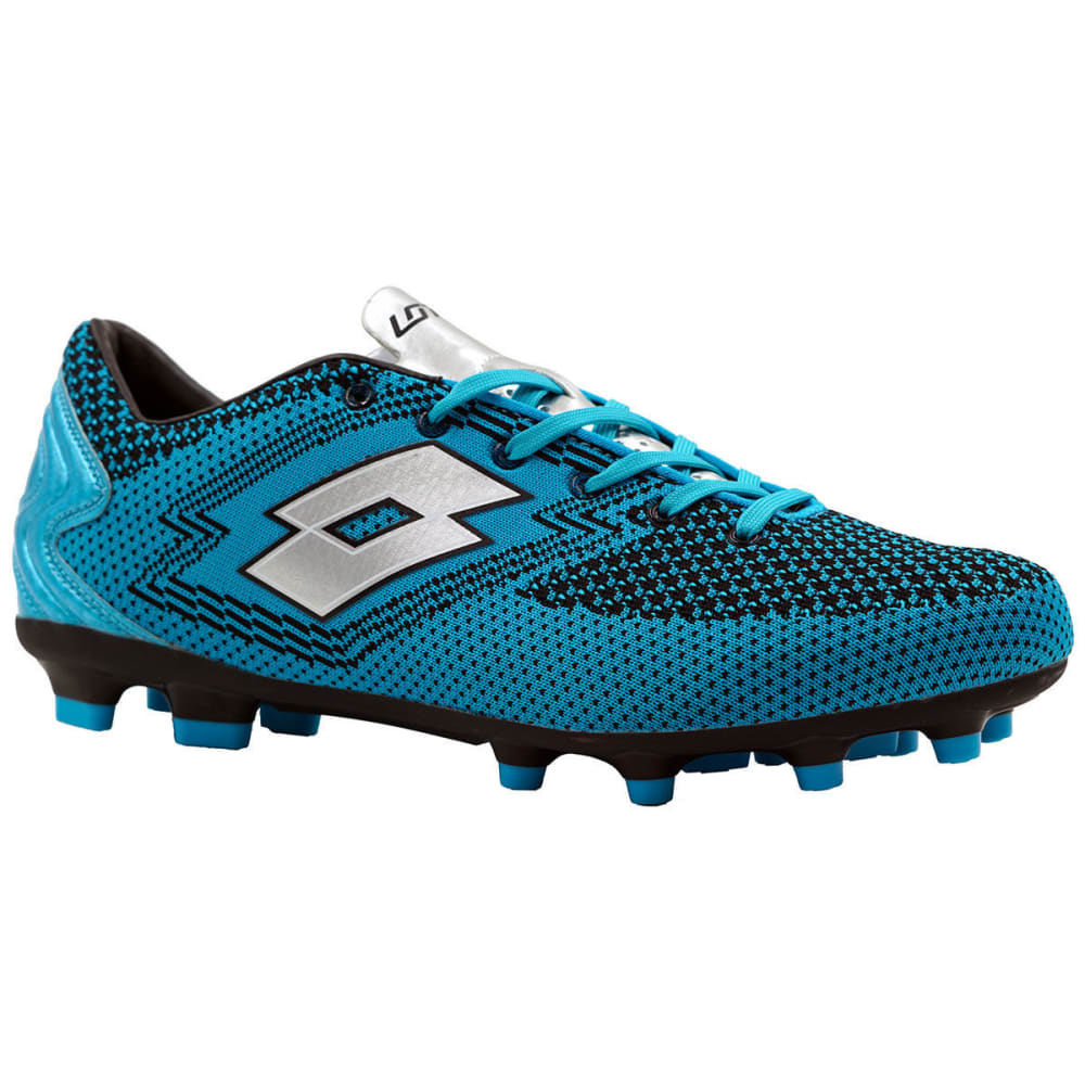 LOTTO Men's Maestro Soccer Cleats, Blue - BLUE