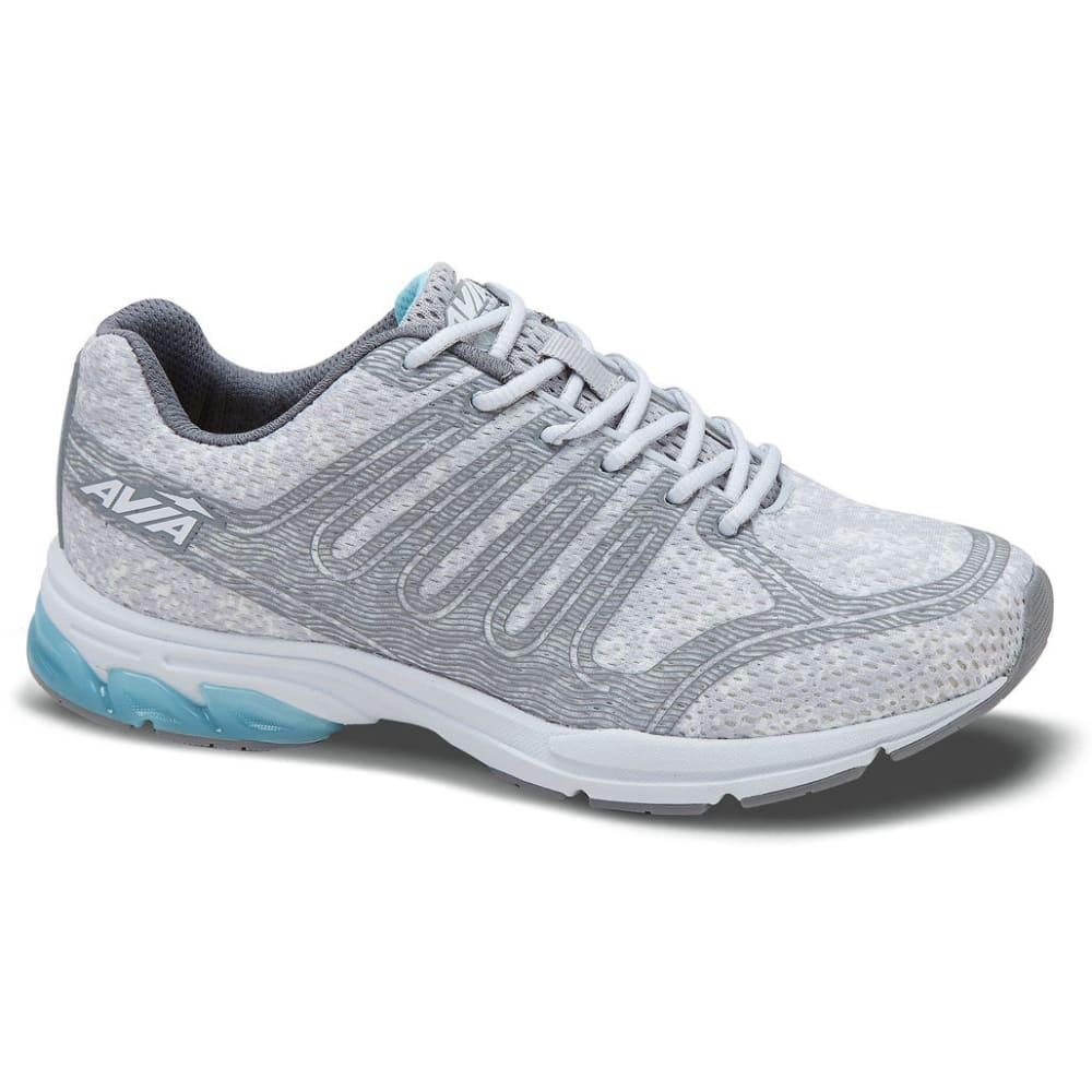 AVIA Women's Avi-Versa Running Shoes, Grey/Blue - GREY