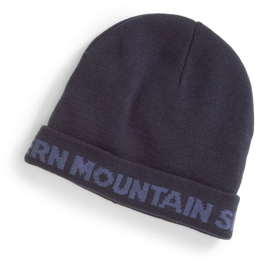 EMS® Logo Knit Cap - BLUE NIGHTS
