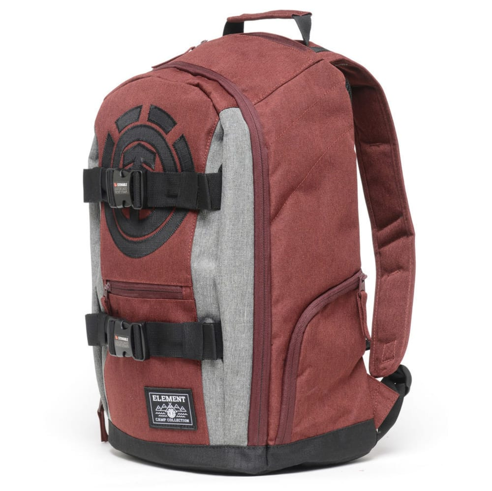 Element Mohave Backpack - Red, ONESIZE