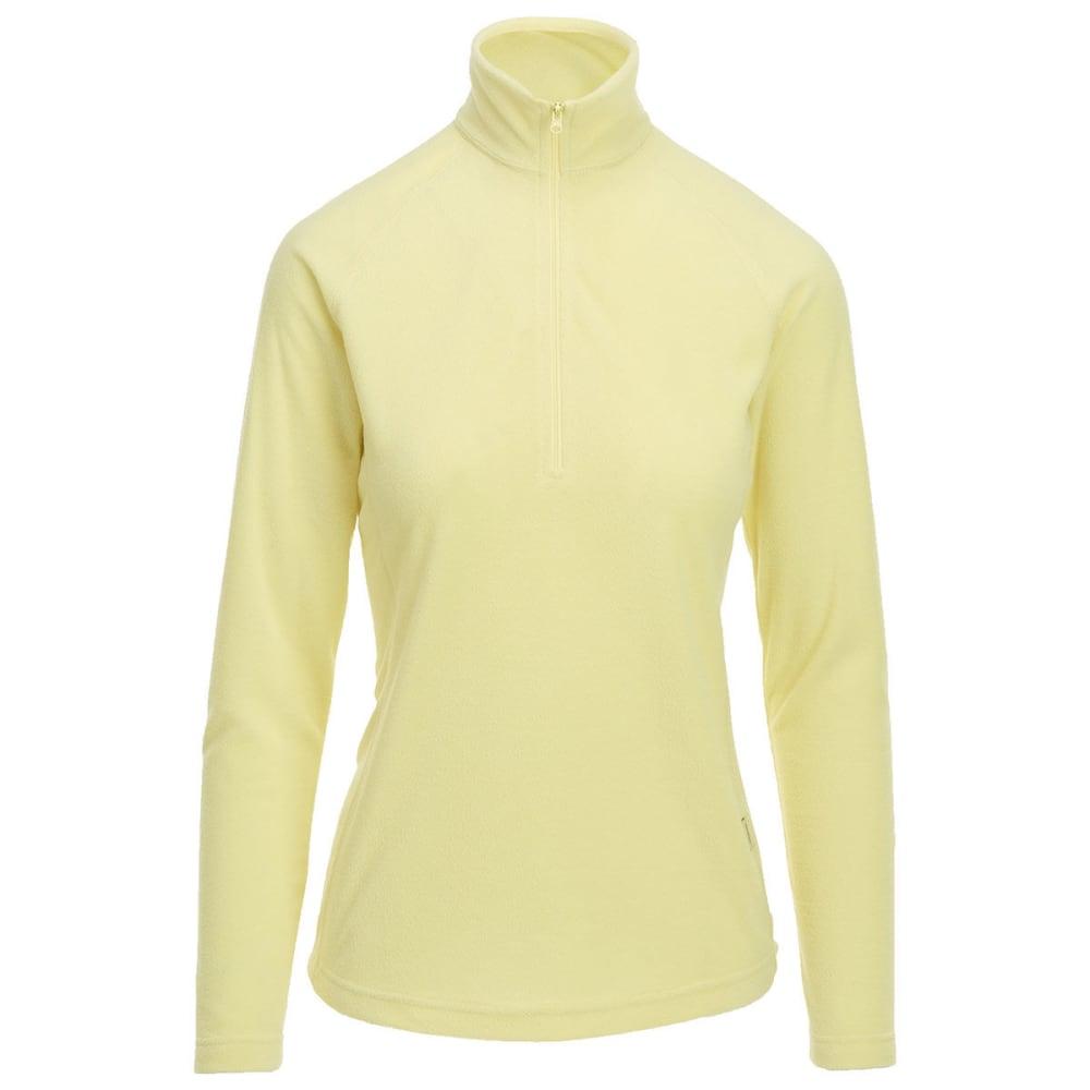 WOOLRICH Women's Colwin Fleece Half-Zip Pullover - CHARLOCK