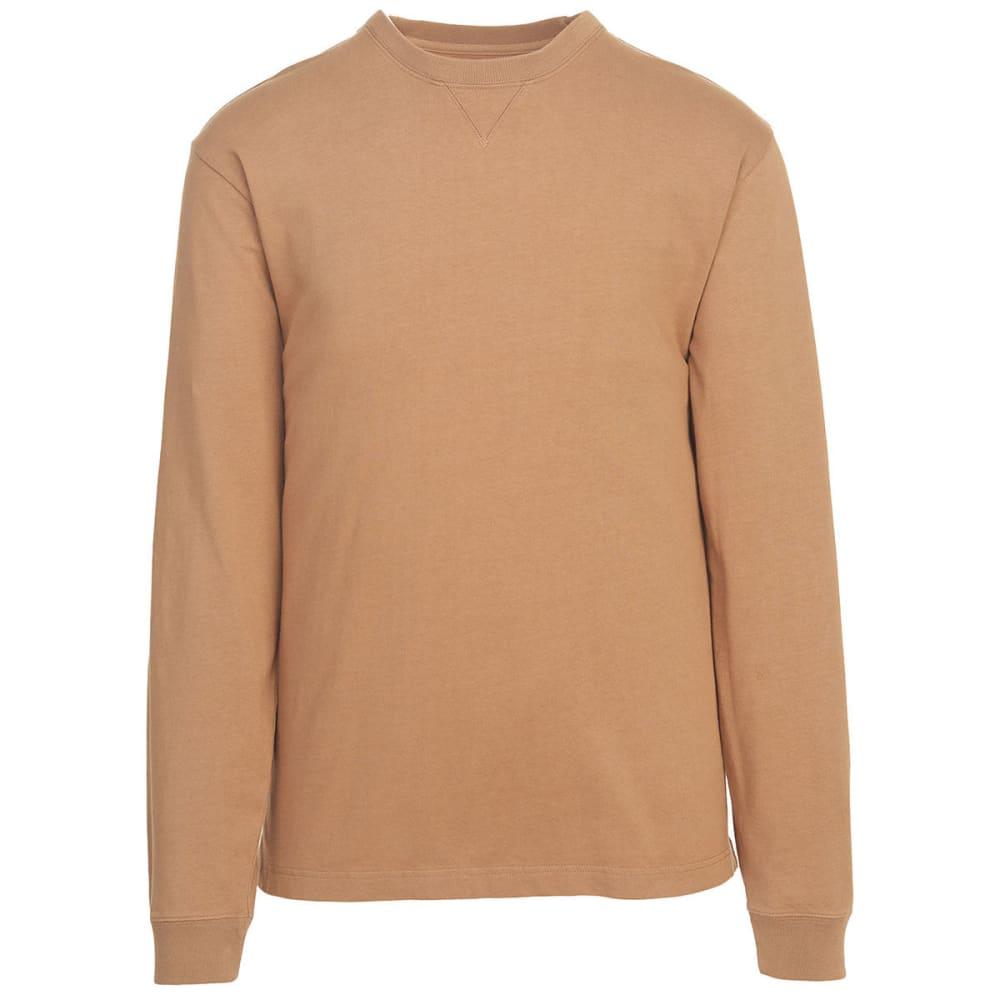 WOOLRICH Men's First Forks Long Sleeve T-Shirt - CHIRCORY