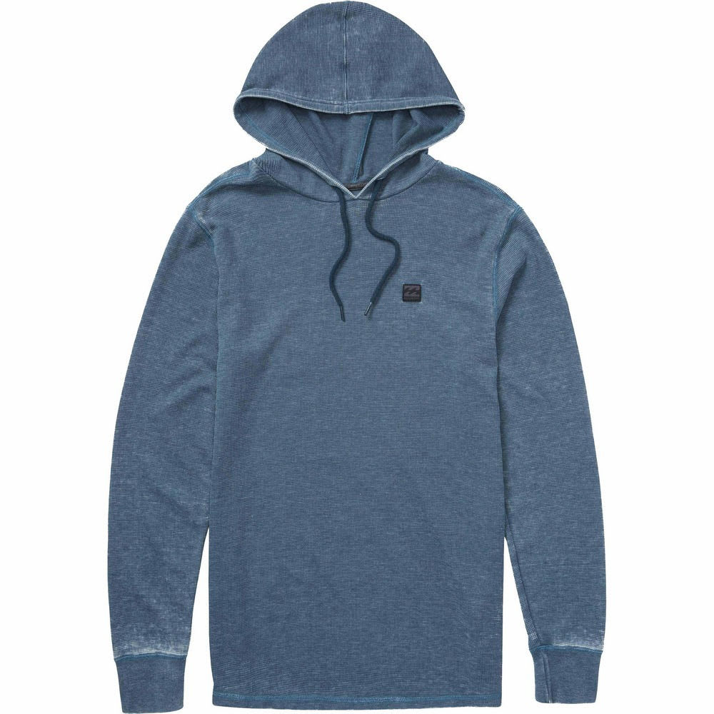 BILLABONG Men's Keystone Pullover Hoodie - DARK SLATE-DKA