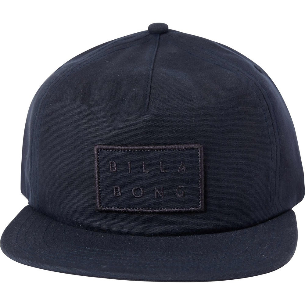 BILLABONG Men's Die Cut Snapback Hat - NAVY-NVY