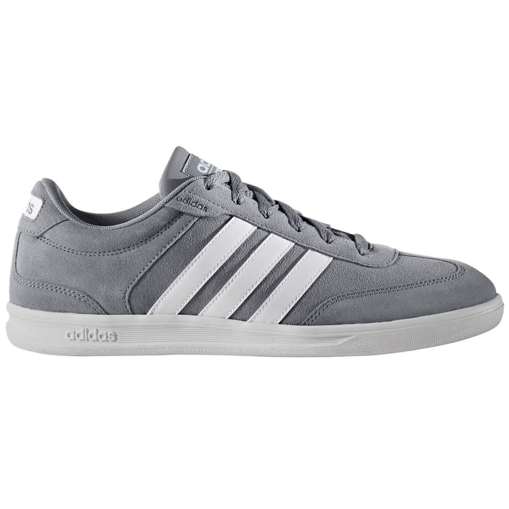 Adidas Men's Neo Cross Court Skate Shoes, Grey/white