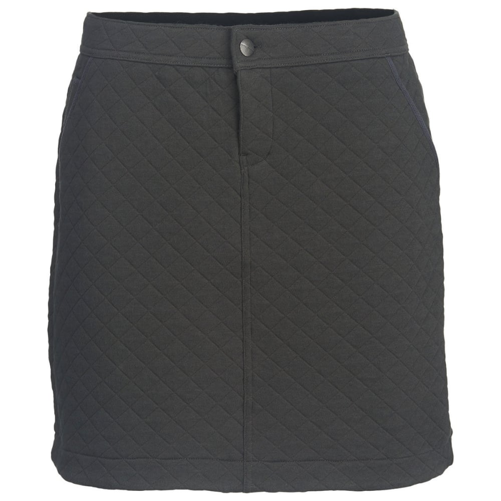 WOOLRICH Women's West Creek Skirt - ASPHALT