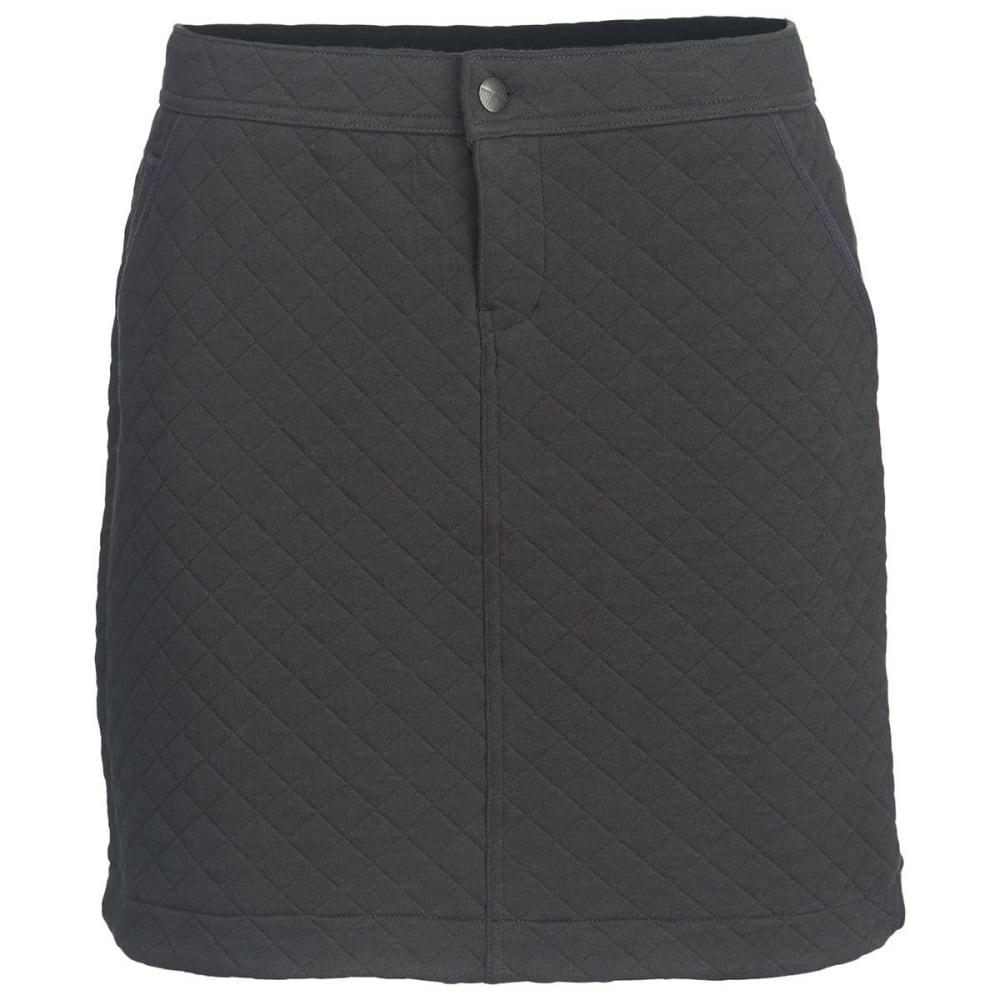 WOOLRICH Women's West Creek Skirt - ASPHALT