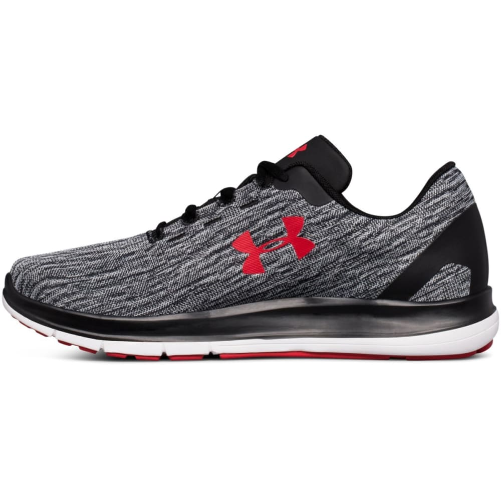UNDER ARMOUR Men's UA Remix Running Shoes - BLACK - 002