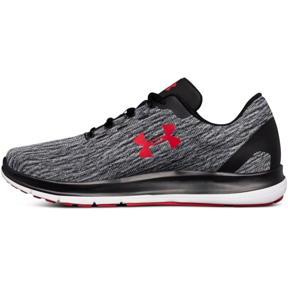 UNDER ARMOUR Men's UA Remix Running Shoes - BLACK - 002