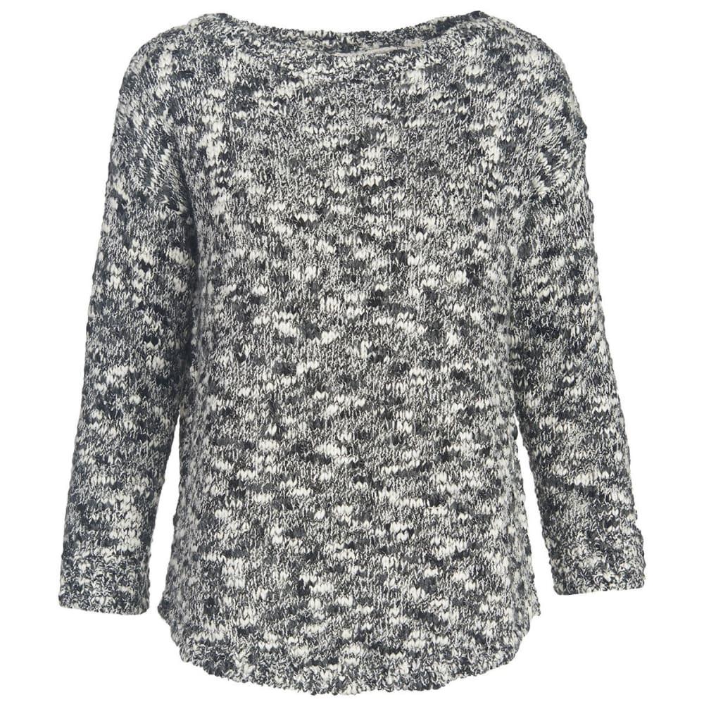 WOOLRICH Women's Alice Springs Sweater - BLACK MIX