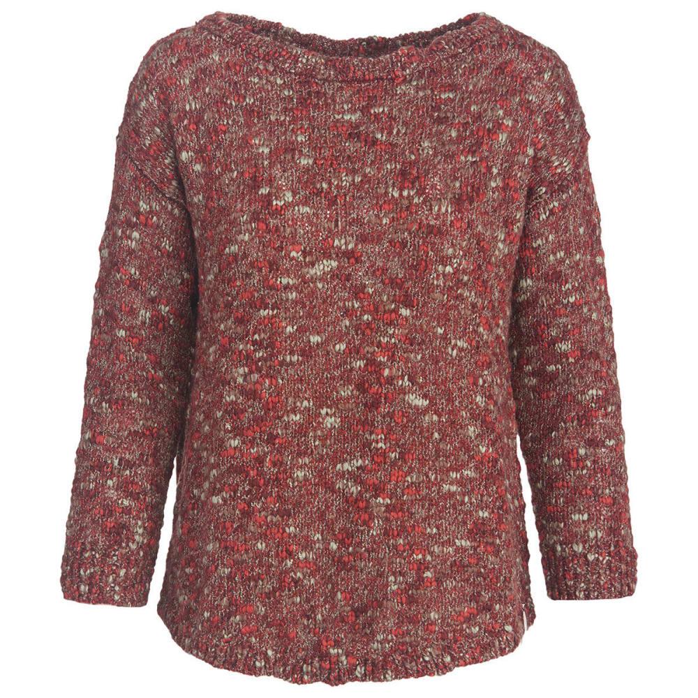 WOOLRICH Women's Alice Springs Sweater - TERRACOTTA MIX