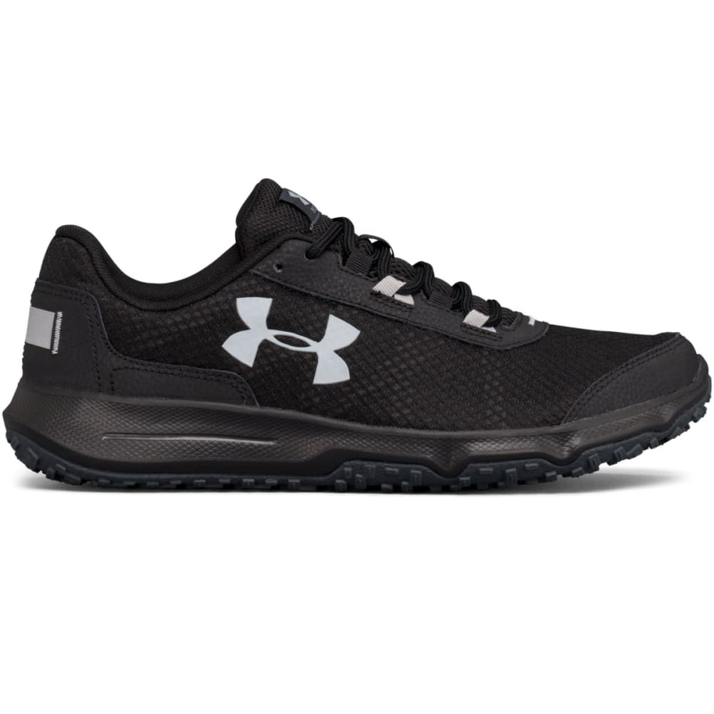 UNDER ARMOUR Men's UA Toccoa Trail Running Shoes - STEALTH GRY - 008