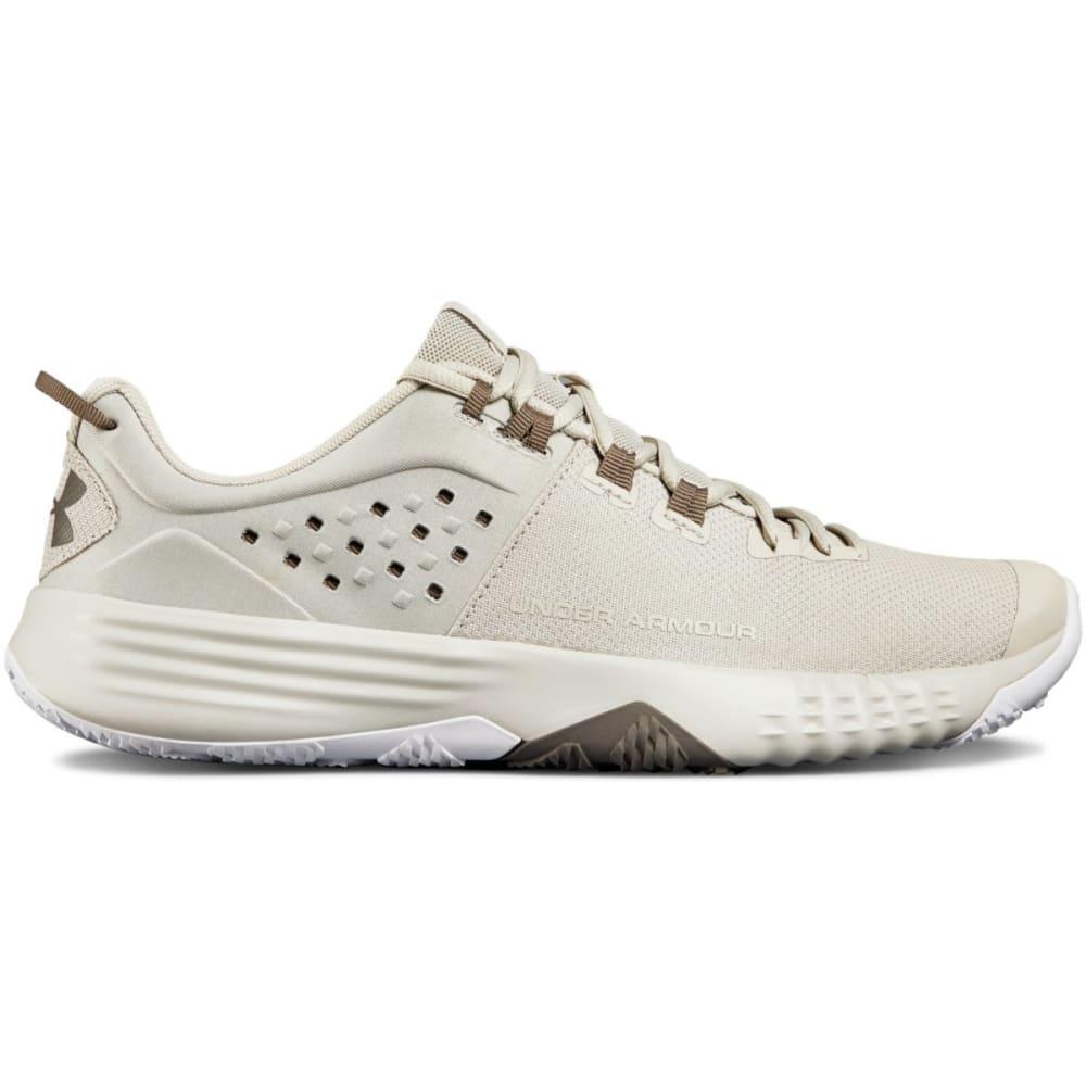 UNDER ARMOUR Men's UA BAM Trainer Cross-Training Shoes - GRAY - 100