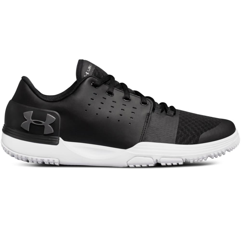 Under Armour Men's Ua Limitless 3.0 Cross-Training Shoes - Black, 8