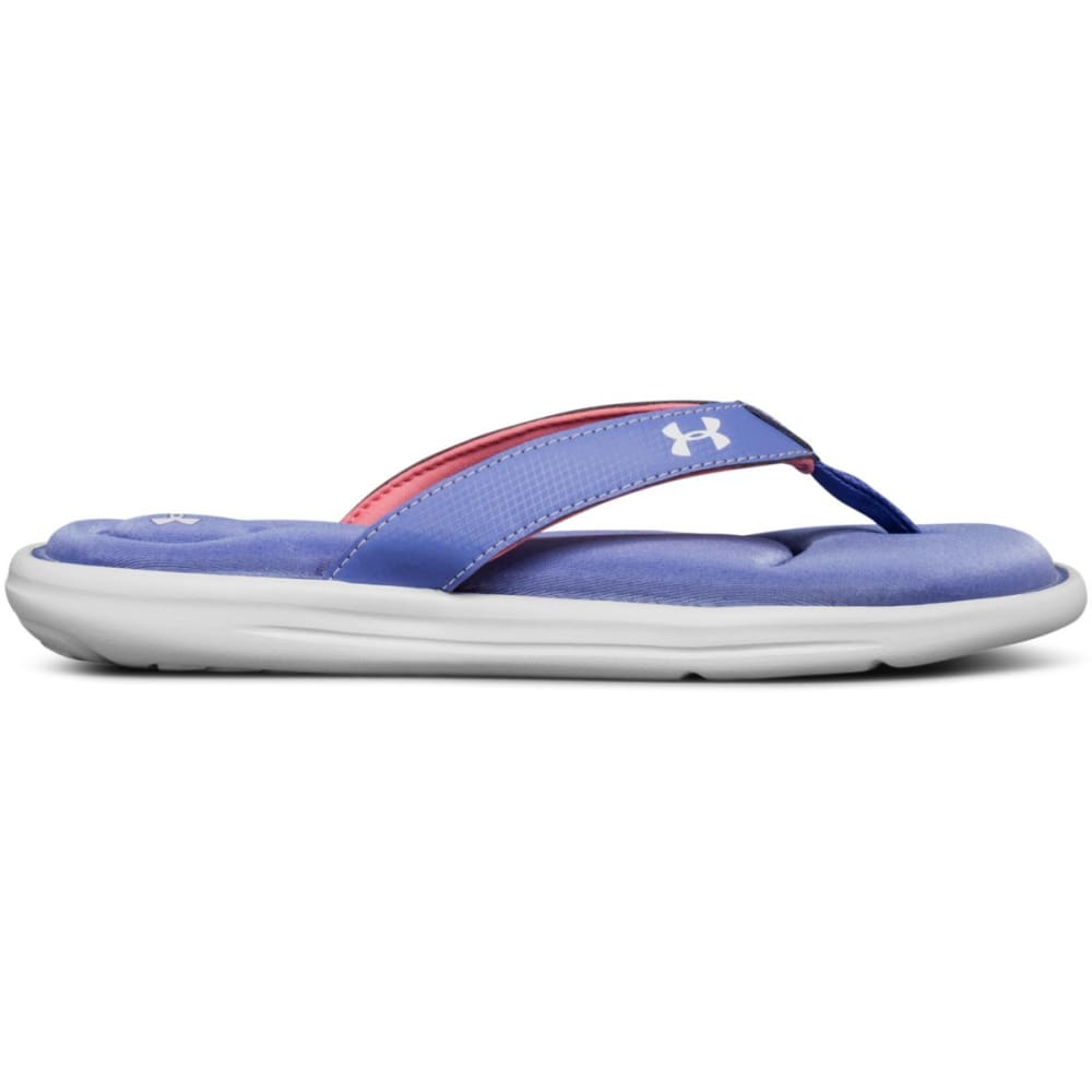 UNDER ARMOUR Women's UA Marbella VI Slide Sandals - TALC BLUE