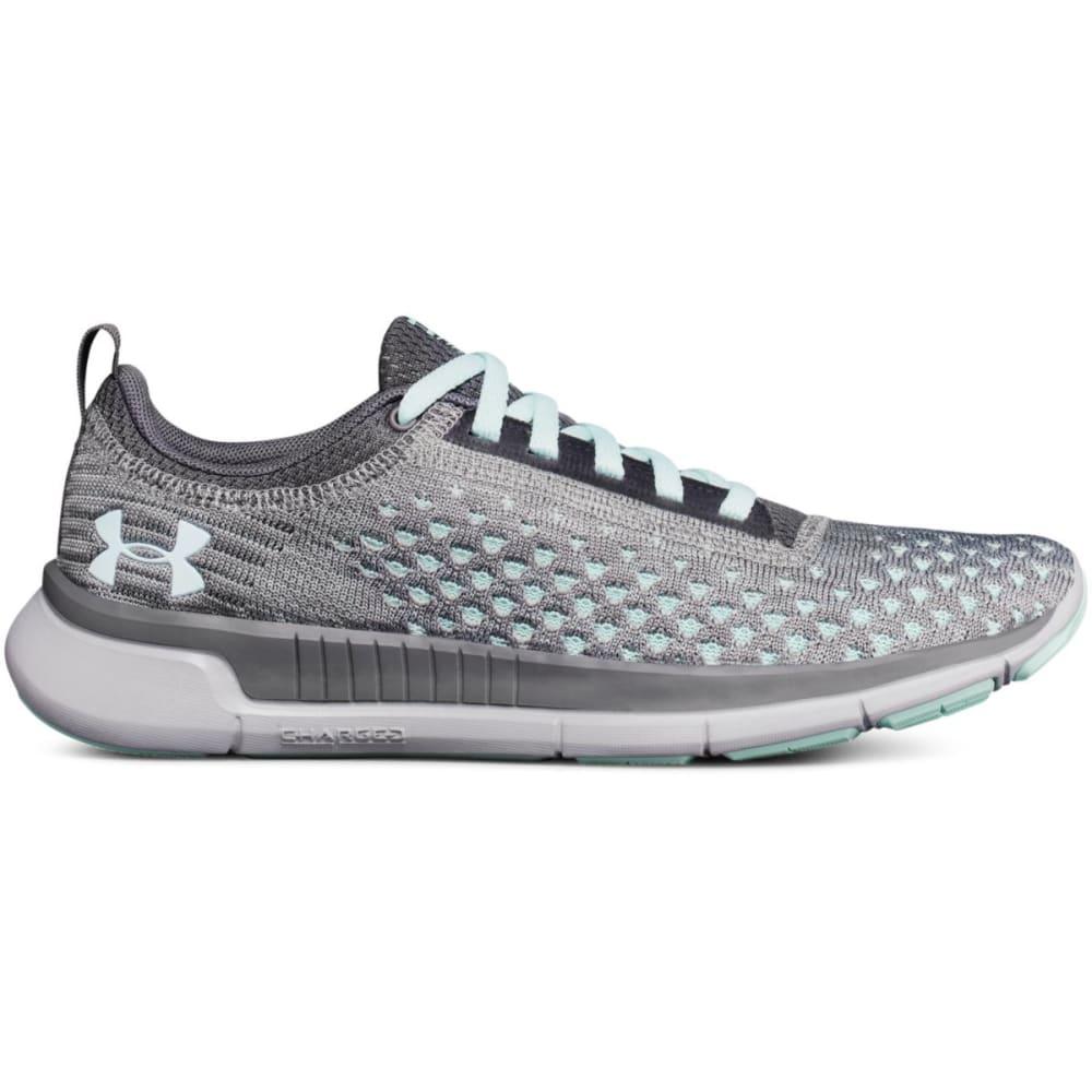 UNDER ARMOUR Women's Lightning 2 Running Shoes - ZINC GRAY