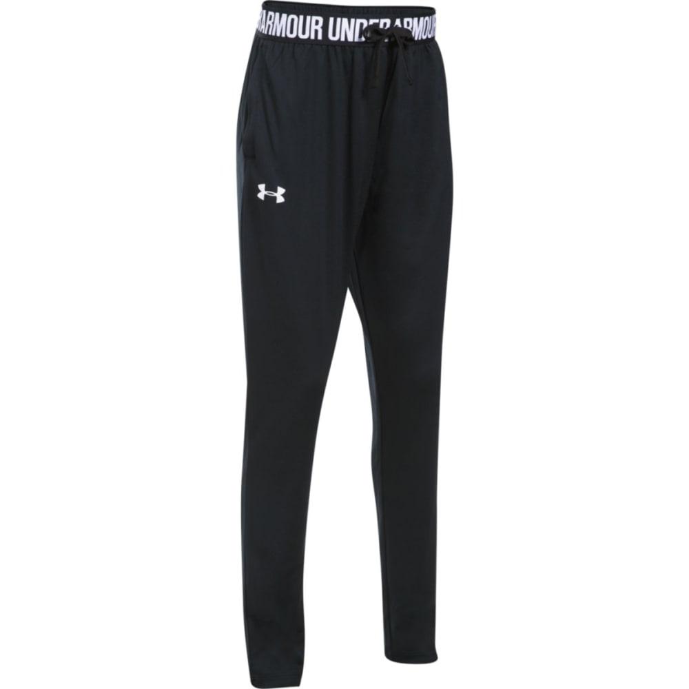 UNDER ARMOUR Big Girls' UA Tech Jogger Pants S