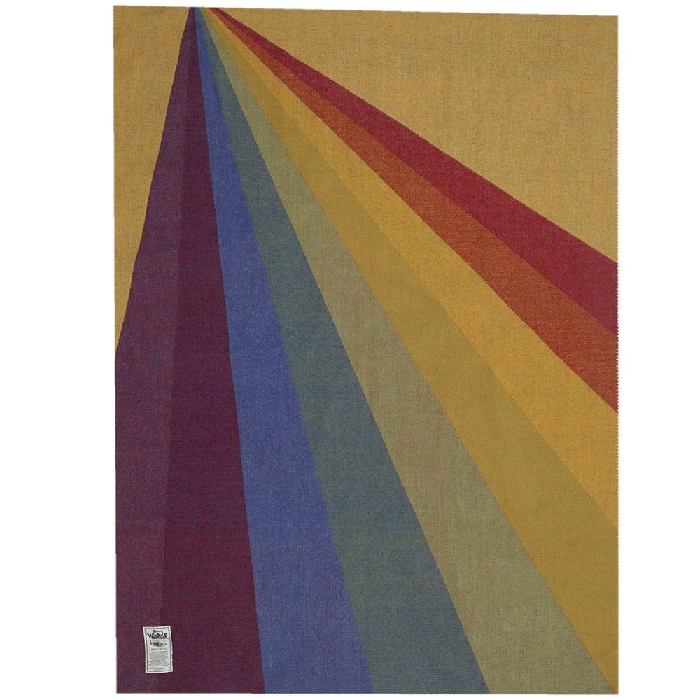 WOOLRICH Spectrum Soft Wool Blanket - MULTI