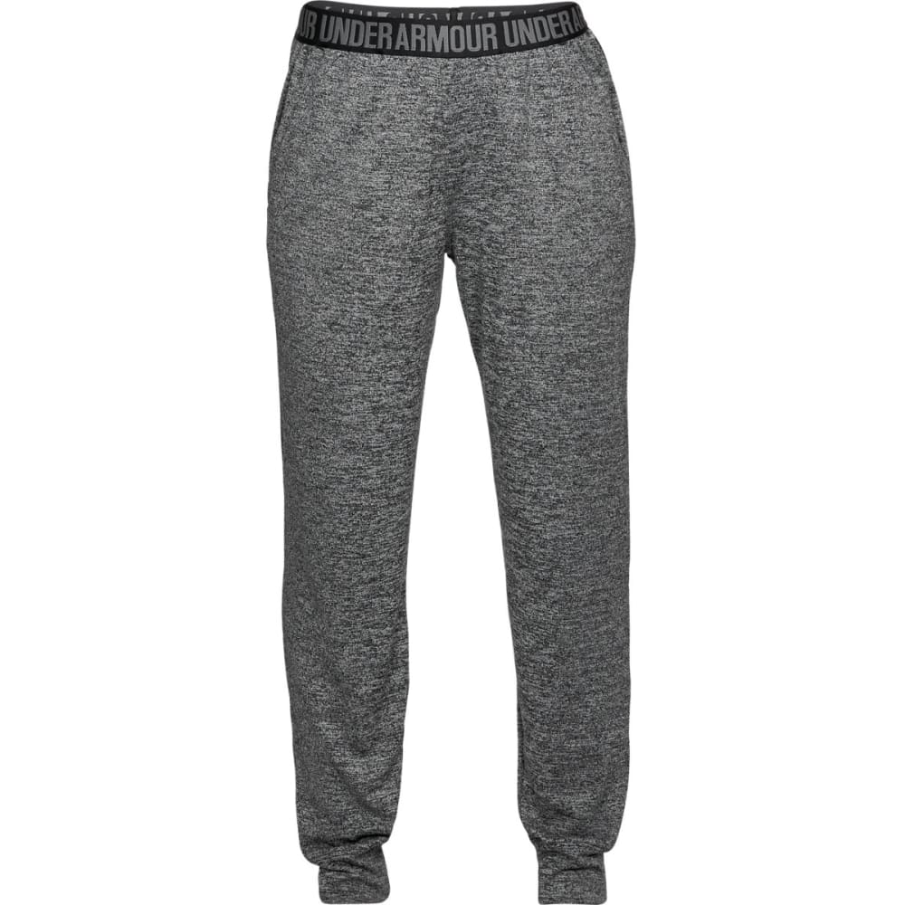 UNDER ARMOUR Women's UA Play Up Twist Pants - BLACK-001