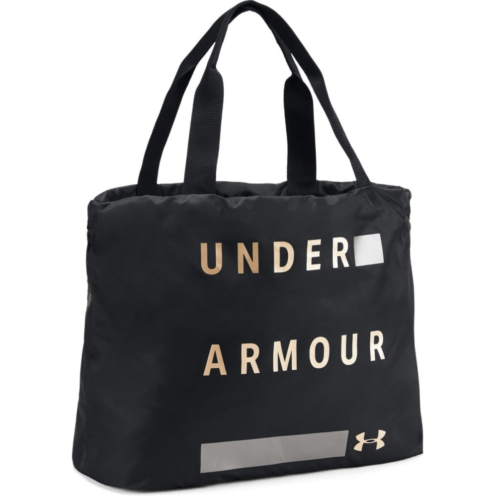 Under Armour Women's Ua Favorite Tote Bag - Black, ONESIZE