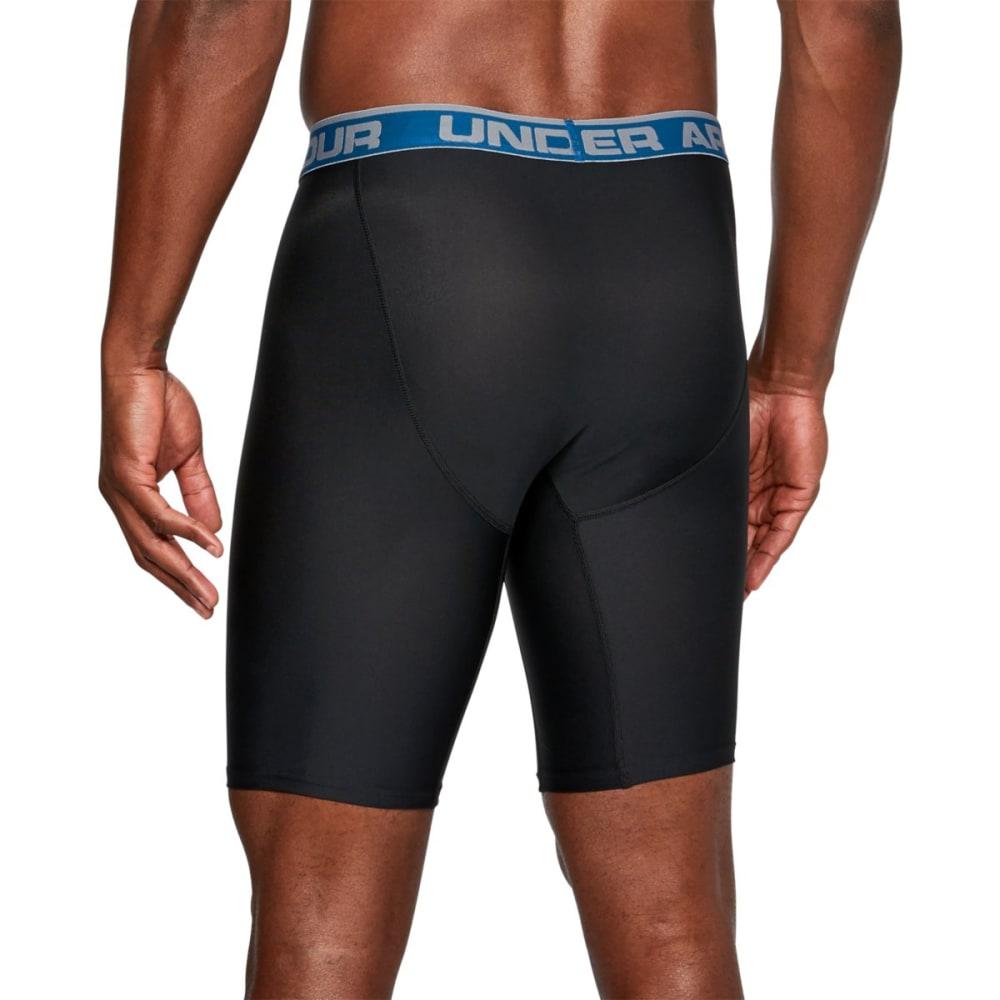 UNDER ARMOUR Men's 6 in. UA Original Series Boxerjock® Boxer Briefs, 2-Pack - BLACK-001