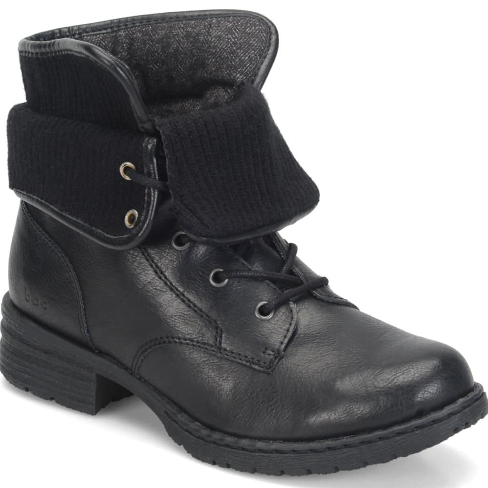 B.o.c. Women's Saturn Ii Combat Boots, Black