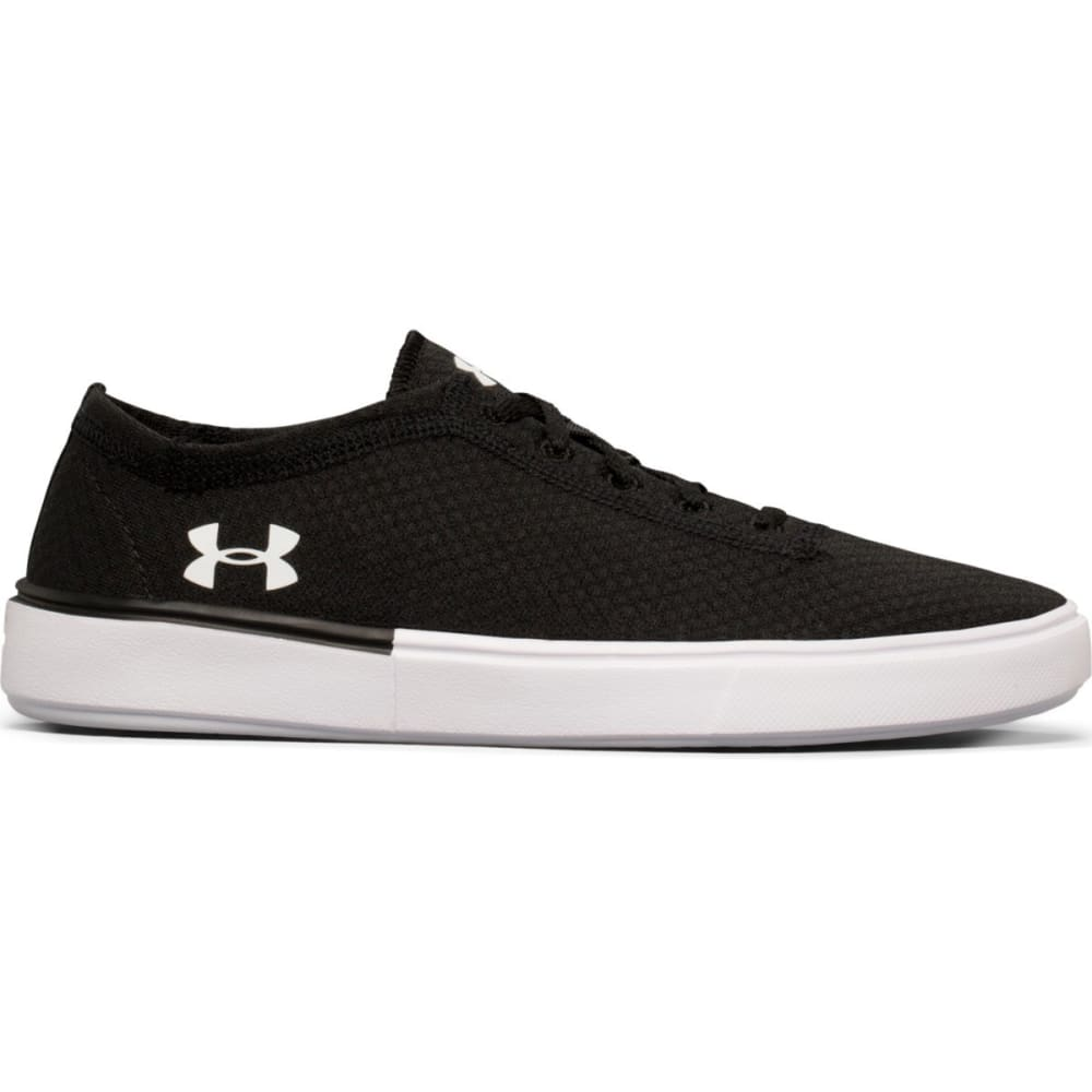 UNDER ARMOUR Big Boys' Grade School UA Kickit2 Low Lightweight Skate Shoes - BLACK