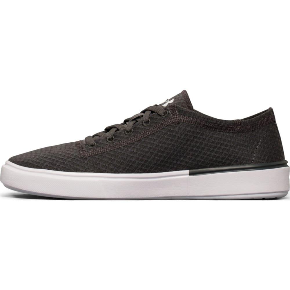 UNDER ARMOUR Big Boys' Grade School UA Kickit2 Low Lightweight Skate Shoes - GREY