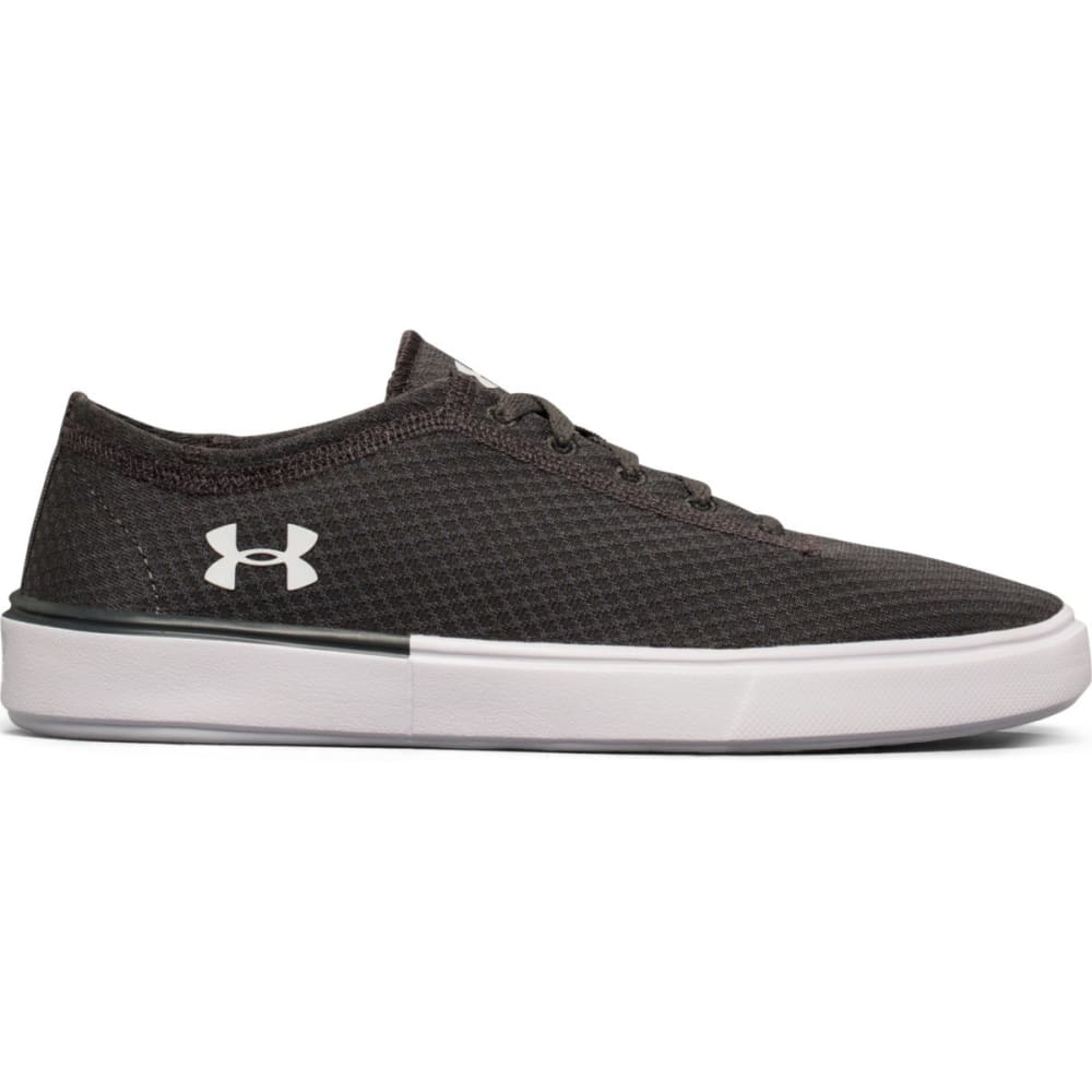 UNDER ARMOUR Big Boys' Grade School UA Kickit2 Low Lightweight Skate Shoes - GREY