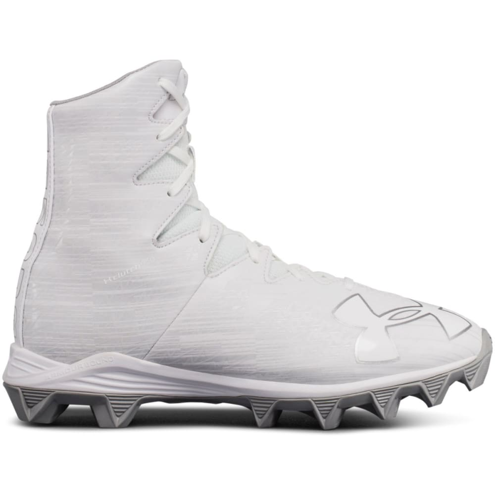 UNDER ARMOUR Kids' UA Highlight Jr. RM Lacrosse Cleats 1