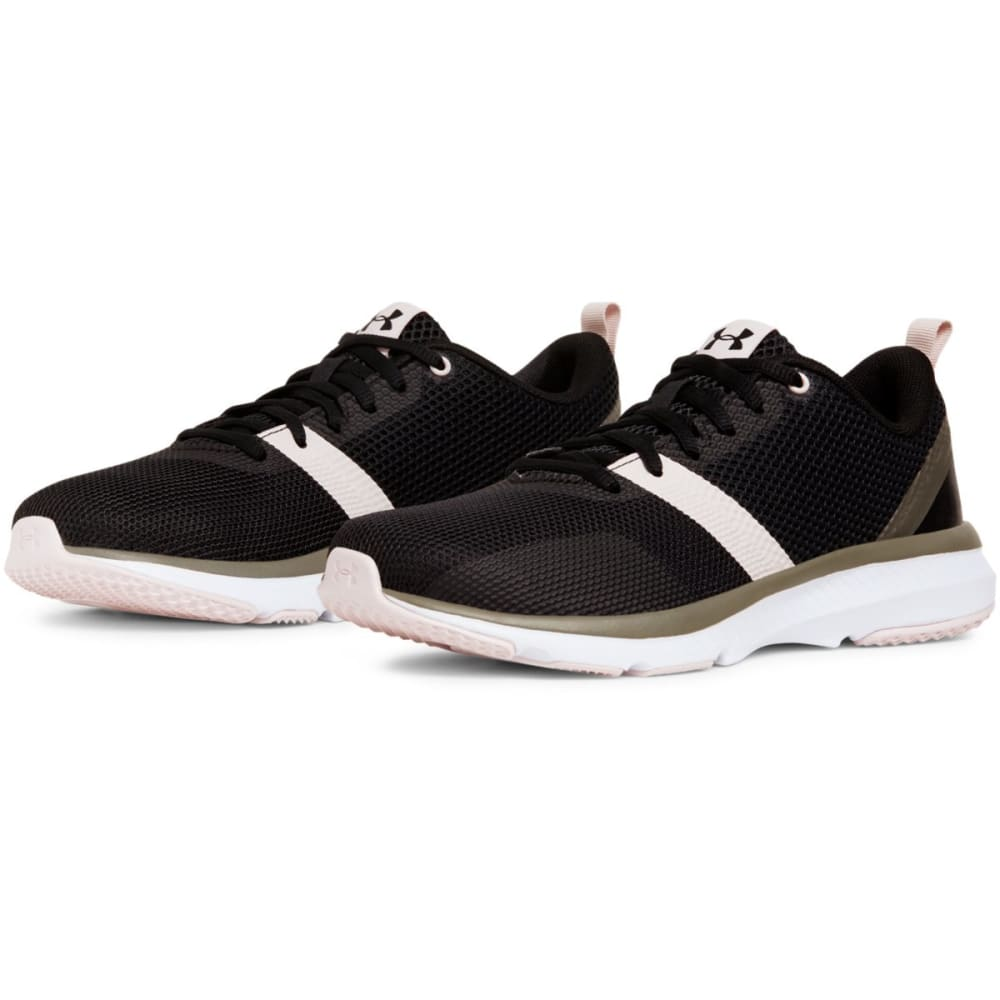 UNDER ARMOUR Women's Press 2 Cross-Training Shoes - BLACK