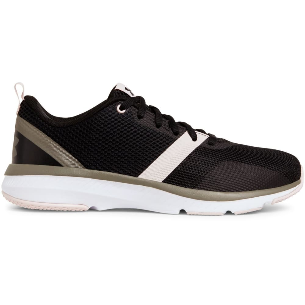 UNDER ARMOUR Women's Press 2 Cross-Training Shoes - BLACK