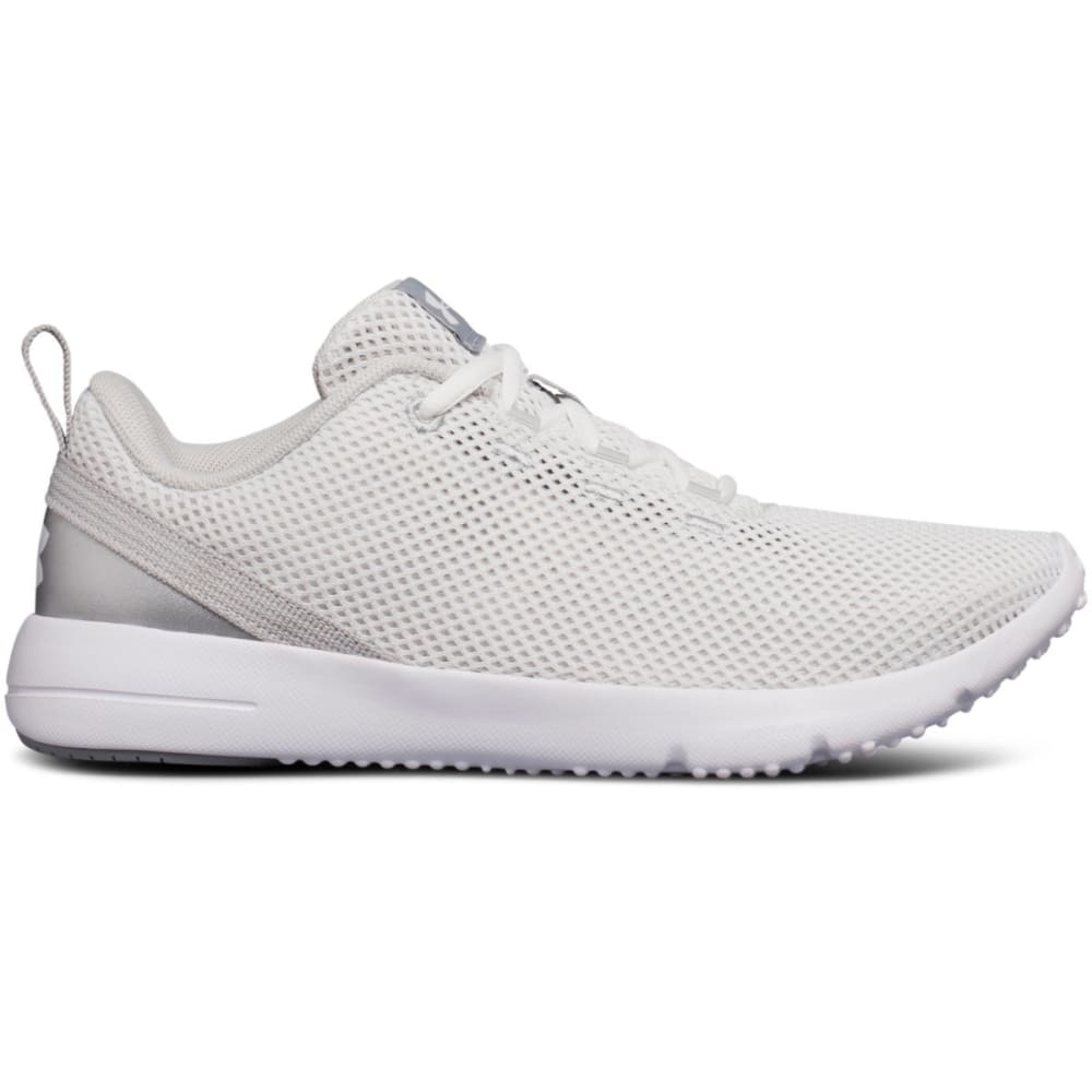 UNDER ARMOUR Women's UA Squad 2.0 Cross-Training Shoes - WHITE