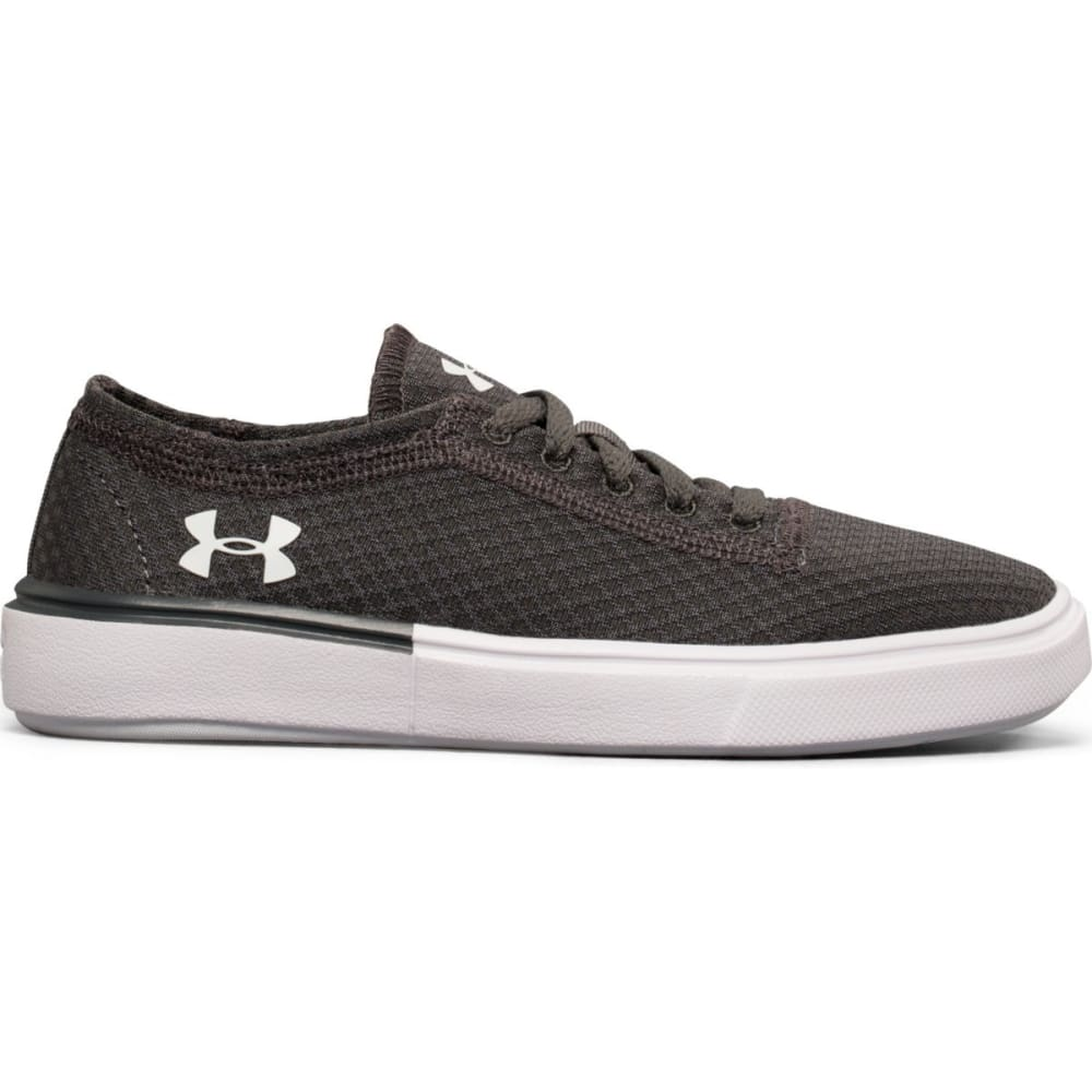 UNDER ARMOUR Little Boys' Pre-School UA Kickit2 Low Lightweight Skate Shoes - GREY