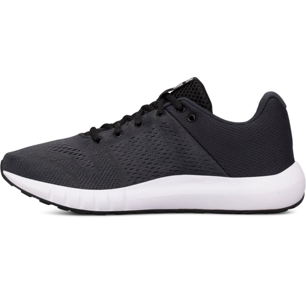 UNDER ARMOUR Women's Micro G Pursuit Running Shoes - BLACK