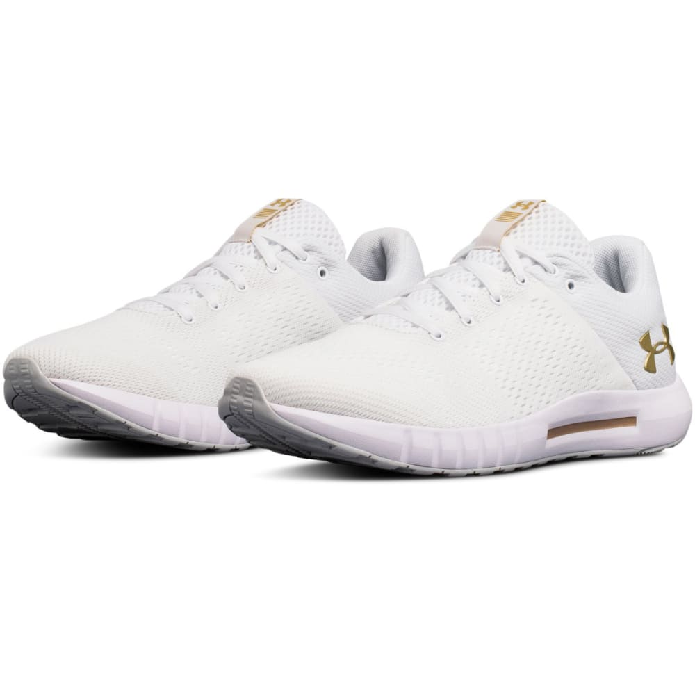 UNDER ARMOUR Women's Micro G Pursuit Running Shoes - WHT-108