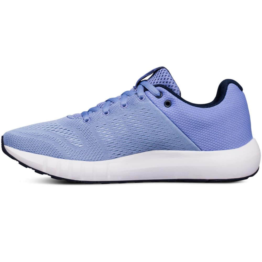 UNDER ARMOUR Women's Micro G Pursuit Running Shoes - CHAMBRAY-400