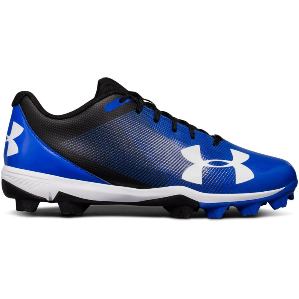 Under Armour Men's' Leadoff Low Rm  Baseball Cleats - Blue, 8