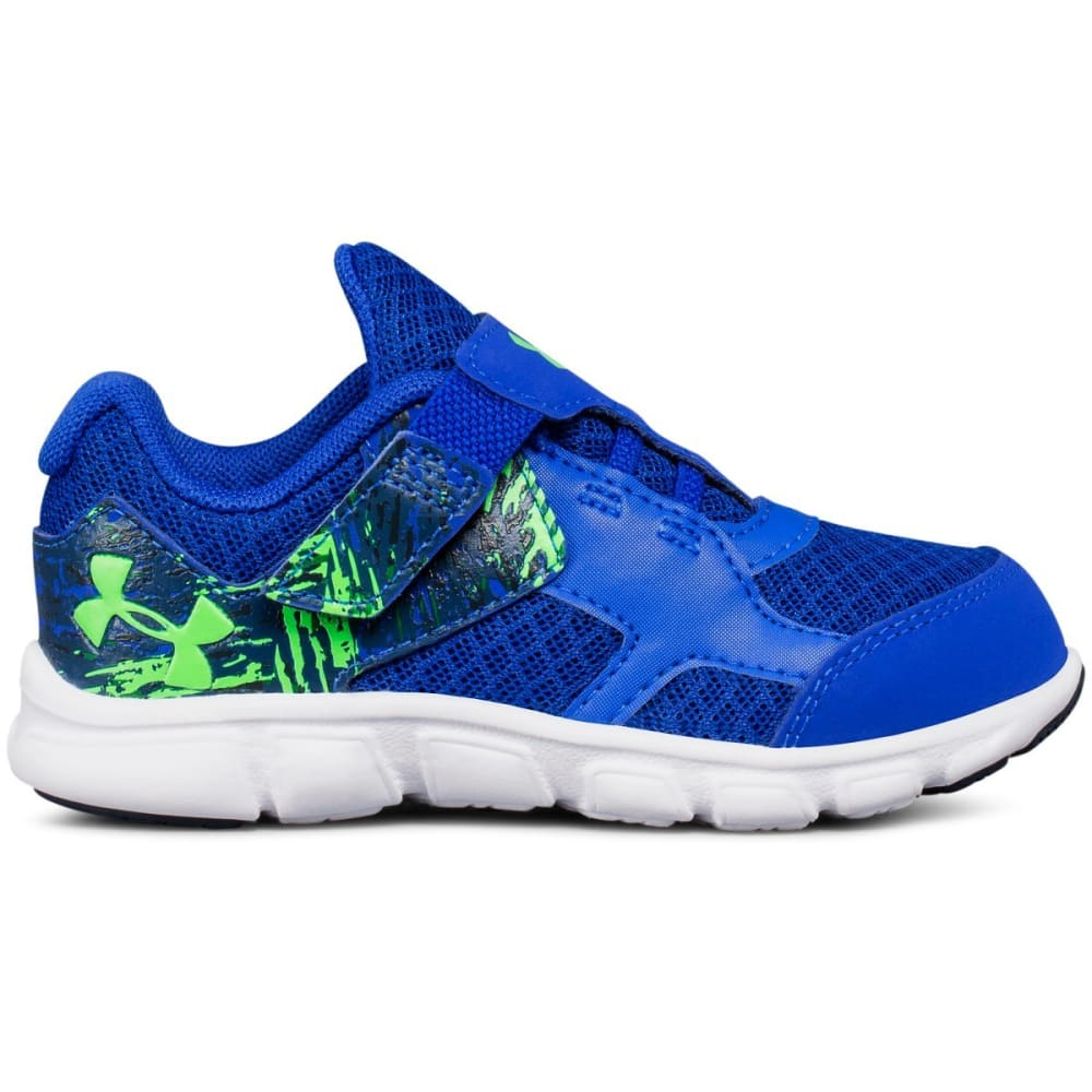UNDER ARMOUR Infant Boys' UA Thrill Alternate Closure Sneakers - ROYAL BLUE