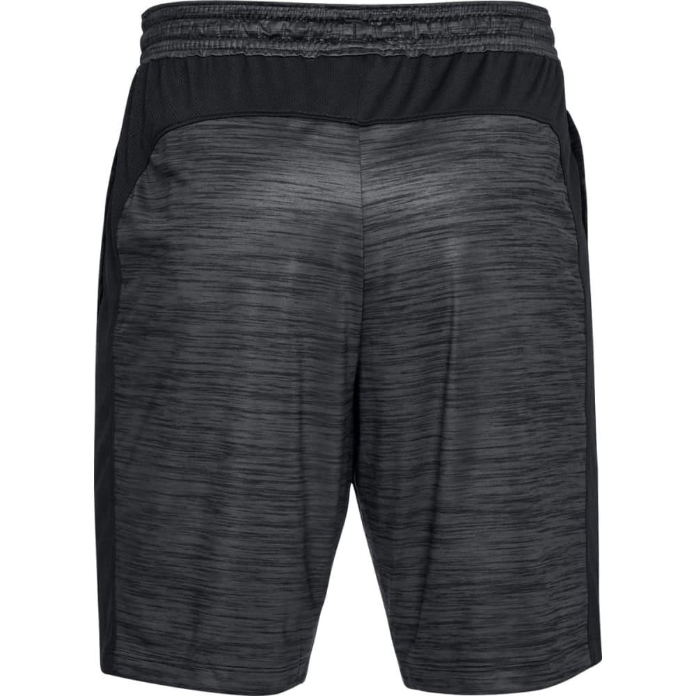 UNDER ARMOUR Men's 9 in. UA MK1 Twist Shorts - BLACK/STEALTH-001