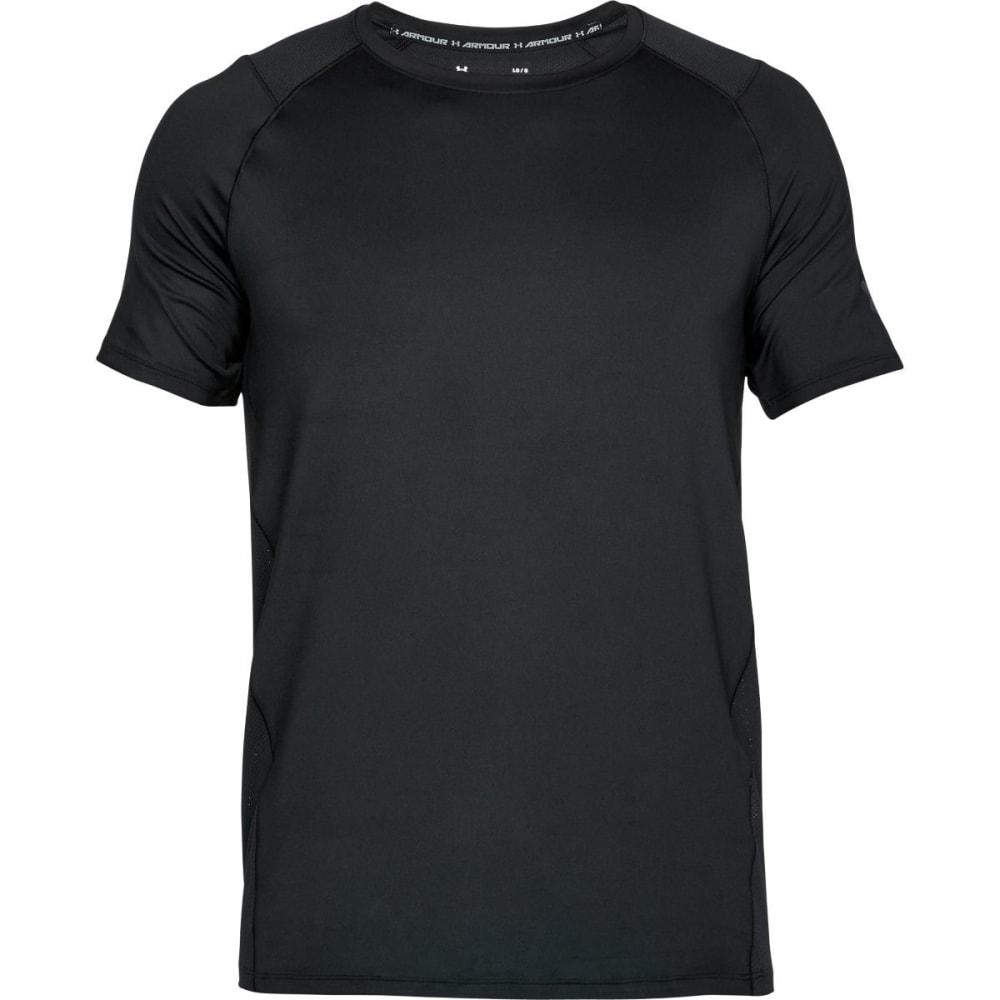 UNDER ARMOUR Men's Raid 2.0 Short-Sleeve Tee - BLACK-001