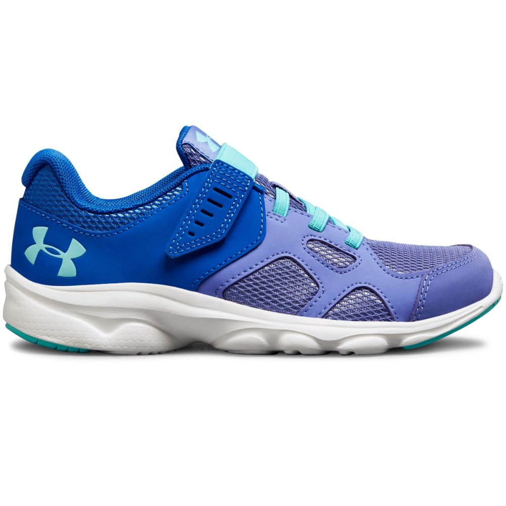 UNDER ARMOUR Big Girls' Grade School Pace RN Running Shoes - LILAC