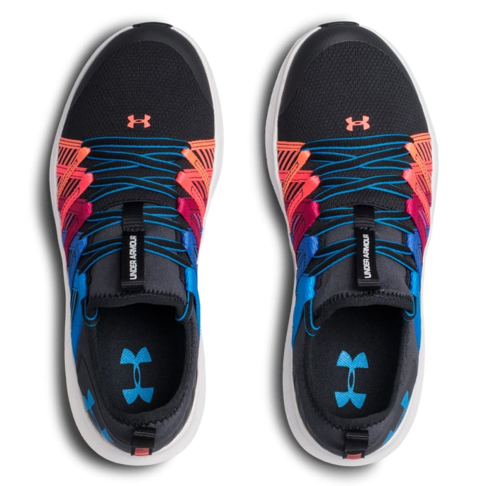 UNDER ARMOUR Big Girls' Grade School UA Infinity Sneakers - ANTHRACITE