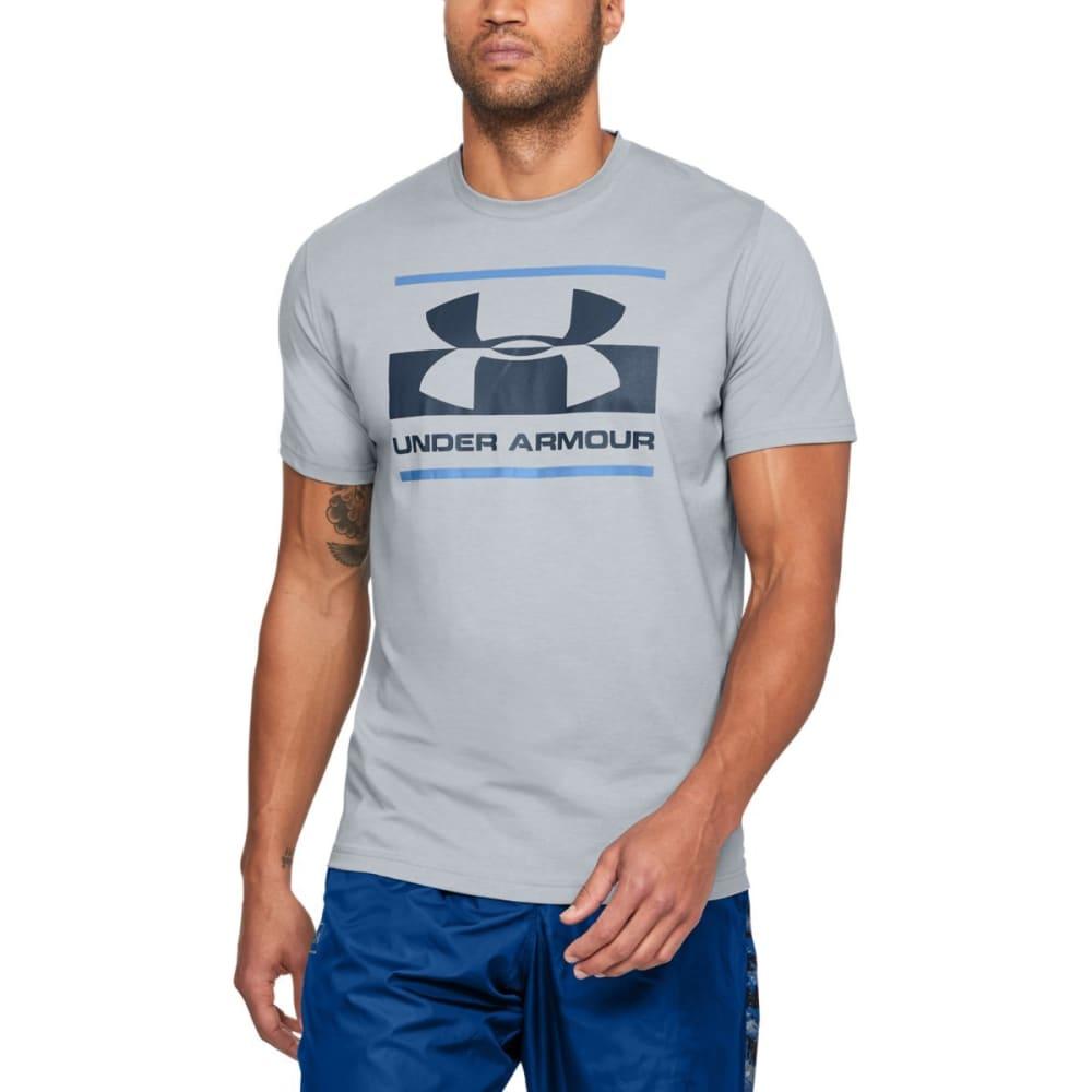 UNDER ARMOUR Men's UA Sportstyle Logo Short-Sleeve Tee - STEEL-035