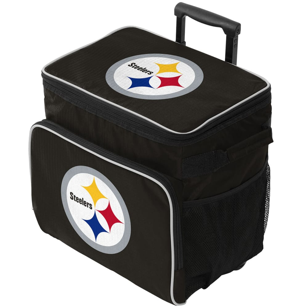 PITTSBURGH STEELERS Tracker Cooler - BLACK